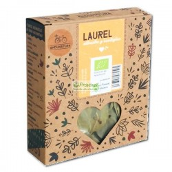 LAUREL ECO Y SILVESTRE, CAJA KRAFT 20 GR.