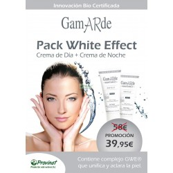 PACK WHITE EFFECT GAMARDE