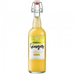 KOMBUTXA GINGER 750ML
